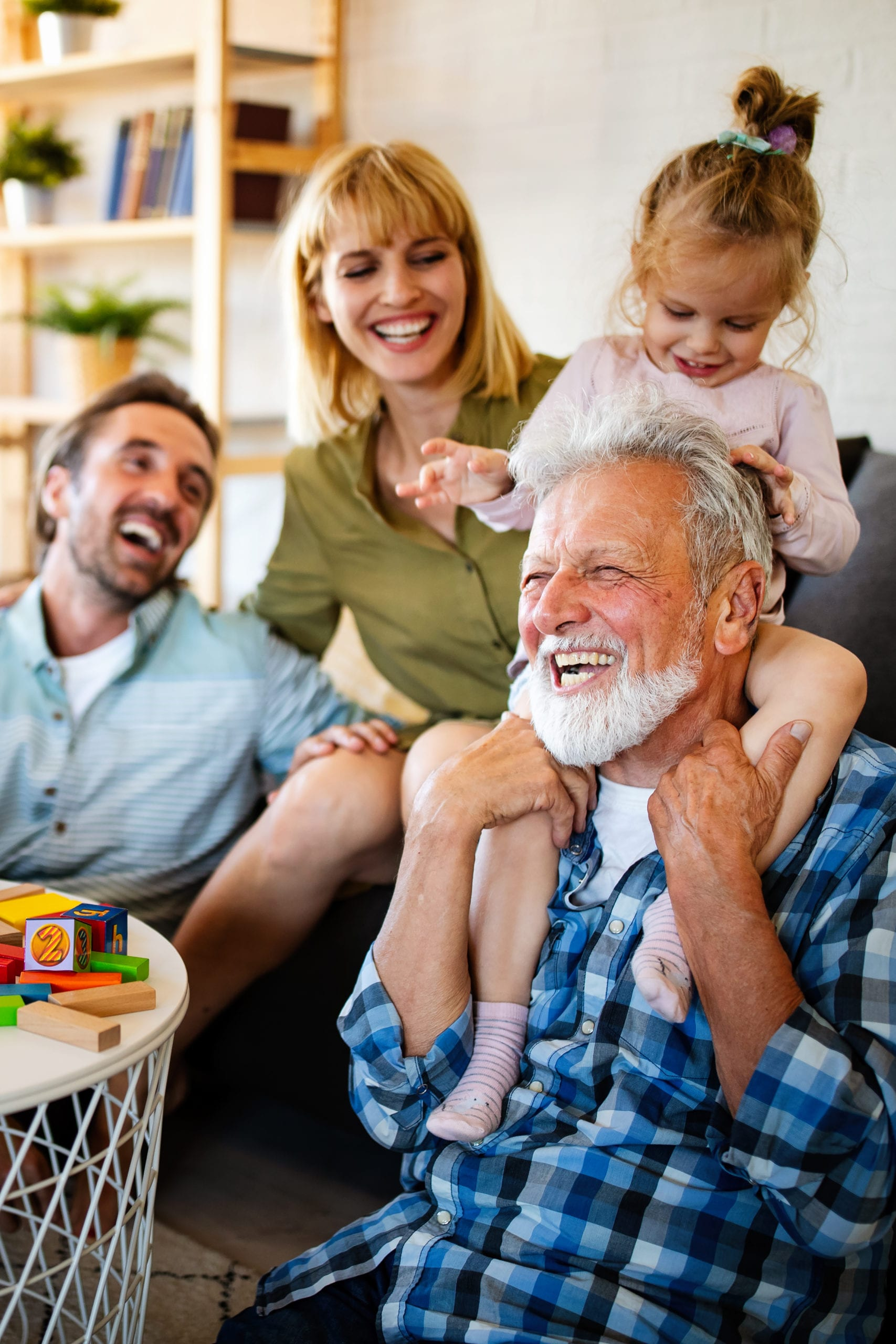 , Intergenerational Family Mailing Lists