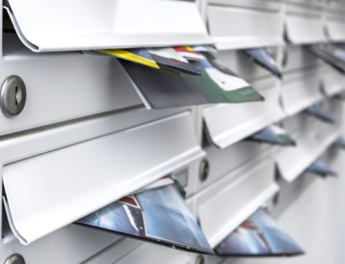 , Direct Mail works great when marketing to Business Owners at home